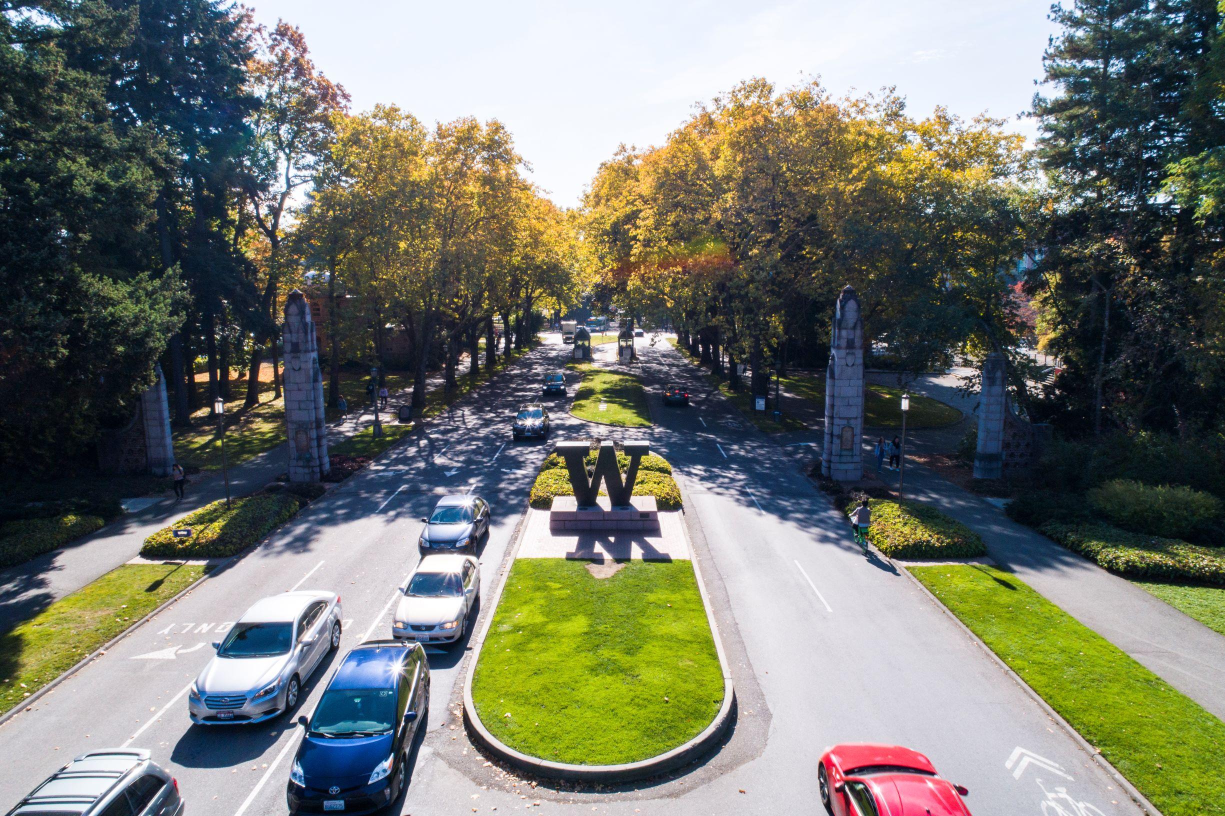University of Washington Seattle campus -- UW Visual Asset Collection