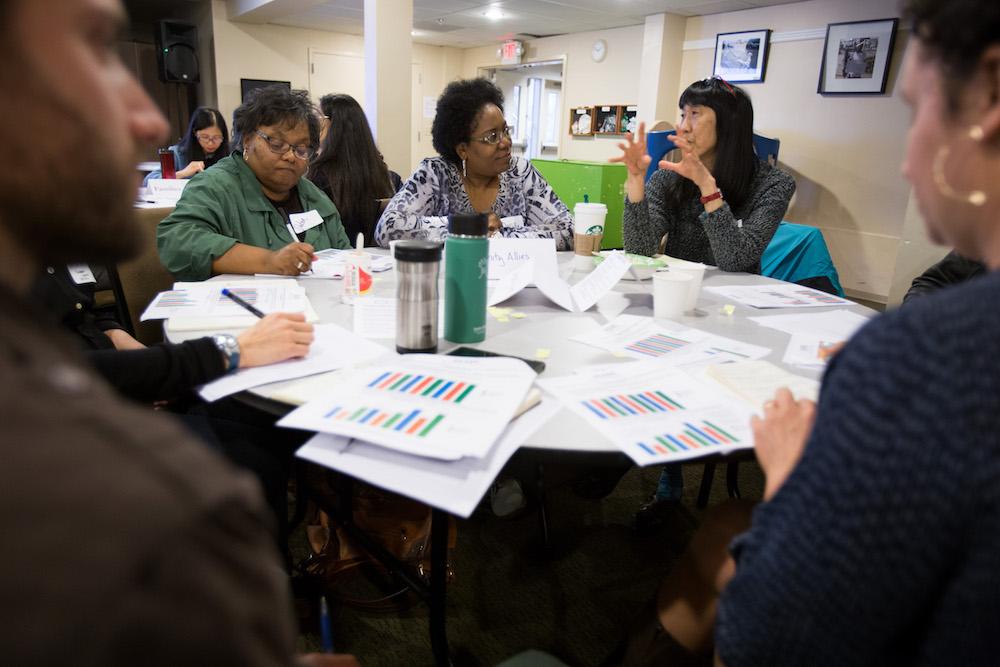 Family engagement workshop