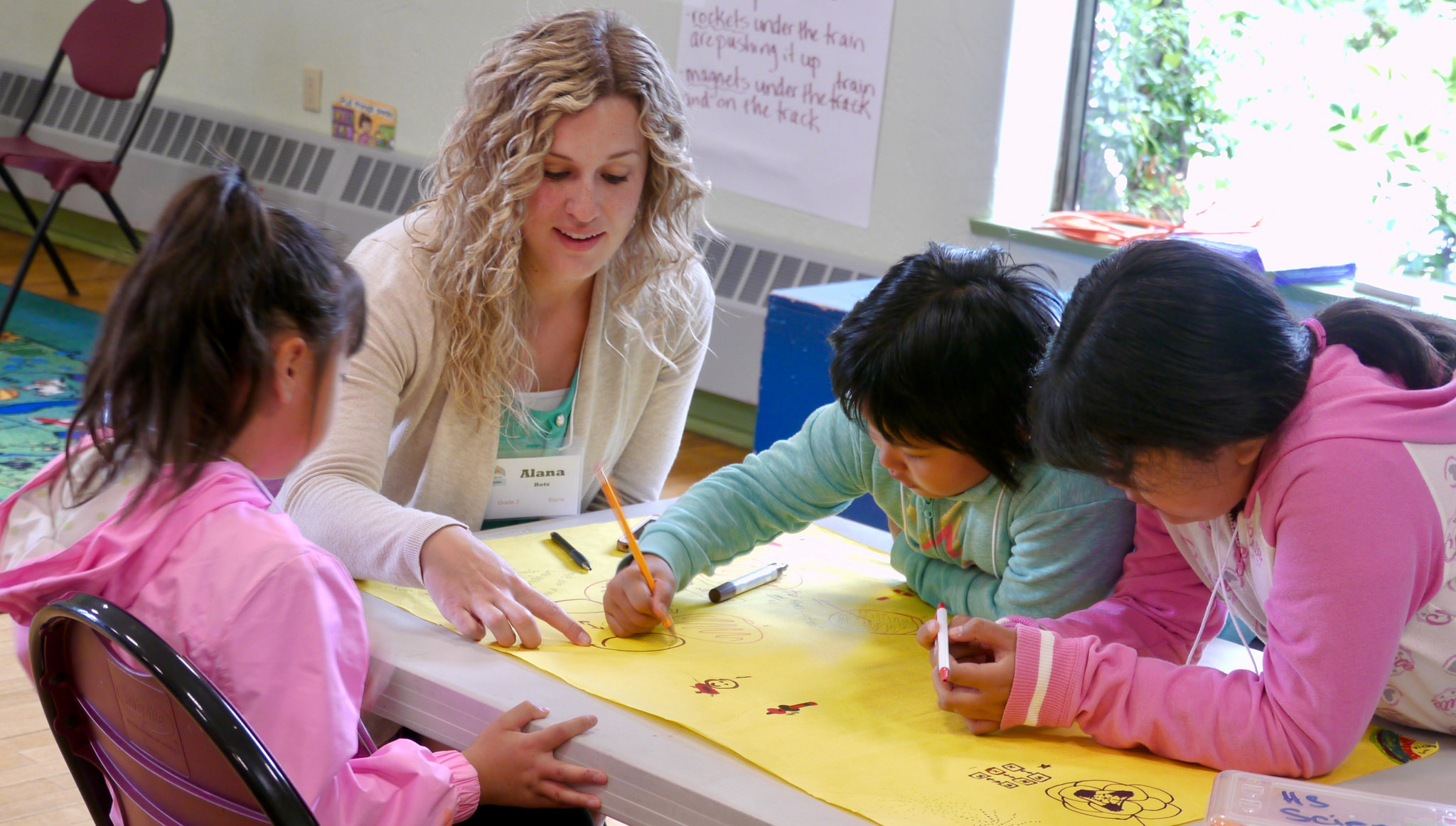 Teaching science with elementary students