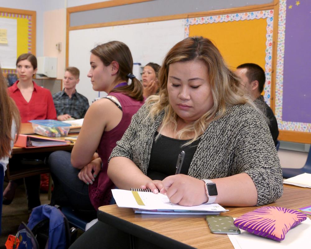 Mentor teachers