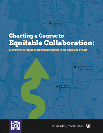 Equitable Collaboration Report Cover