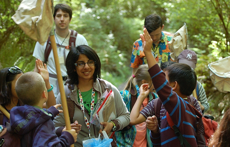 he IslandWood Graduate Residency prepares educators passionate about the environment and their communities