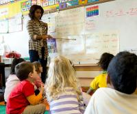 Teachers of color less happy in their schools, new study shows