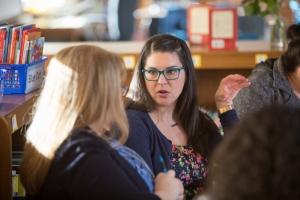 Educators meeting